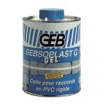 GEBSOPLAST ŻEL Klej do PCV  500ml