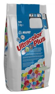 MAPEI Fuga Ultracolor Plus 120 Czarna 5kg